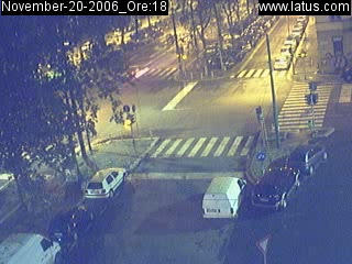 Viale Molise - Milan Webcam